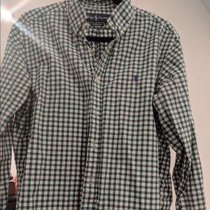Ralph Lauren Shirt , Classic Fit, Size Large